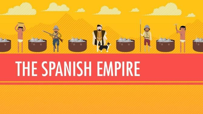 Role of the Nations in Spanish Empire