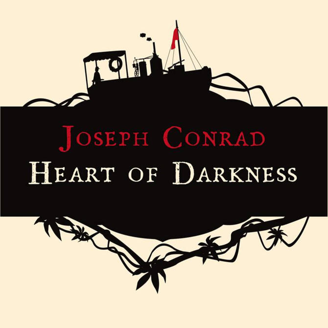 """Heart of Darkness"" by J. Conrad  medium"