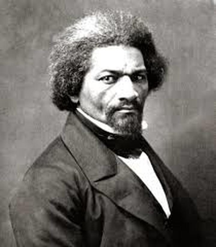 abolitionist Frederick Douglass  small