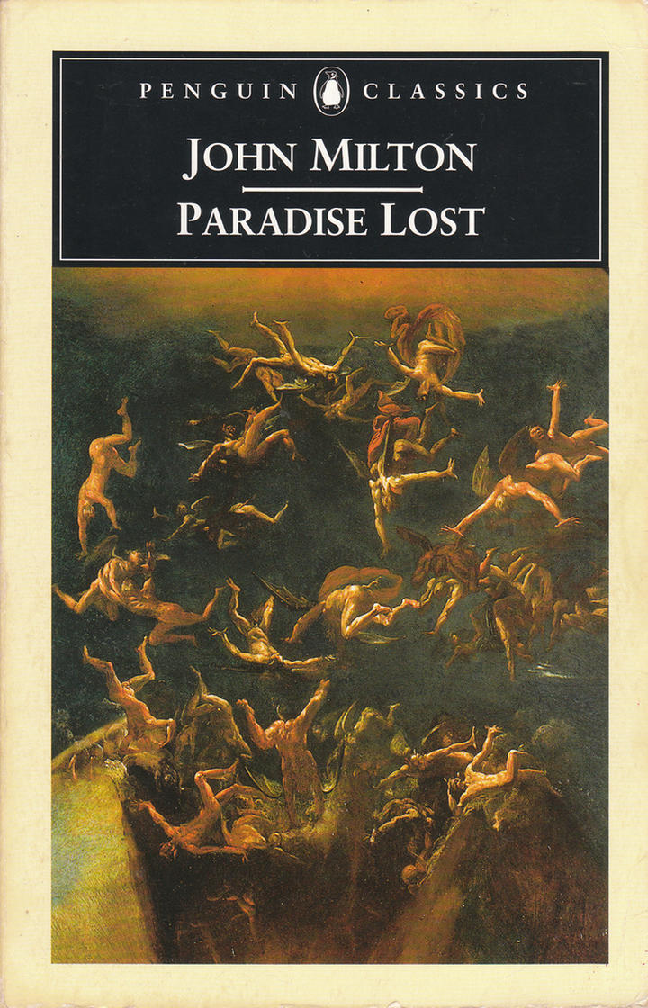 Paradise Lost, Book III. Thinking of God