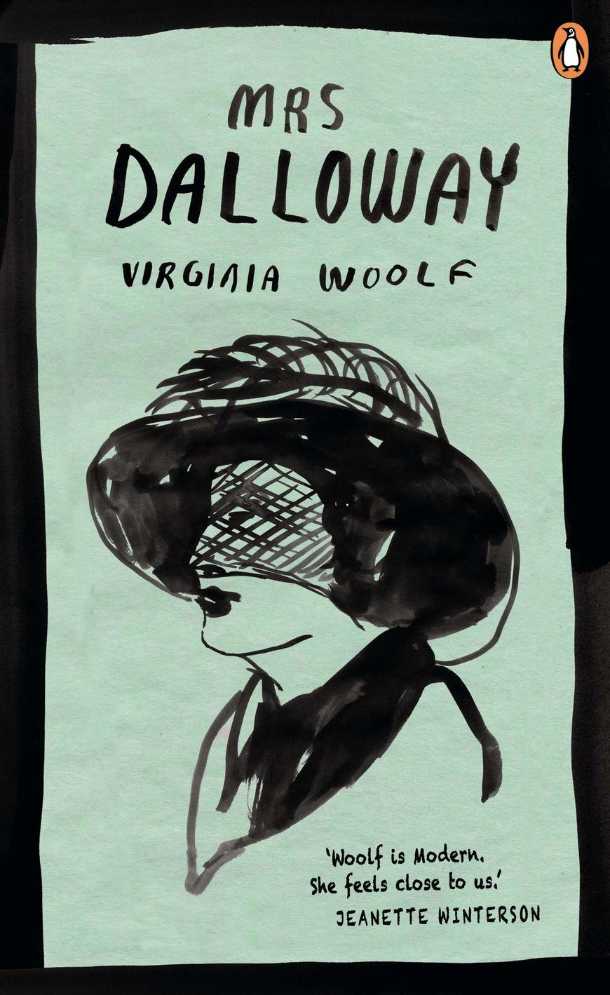 Mrs. Dalloway Virginia Woolf  large