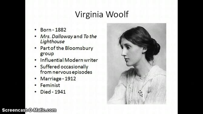 Virginia Woolf  medium