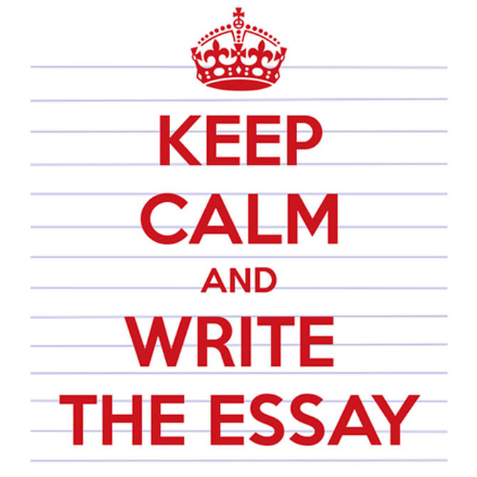 Rules on Writing an Essay medium