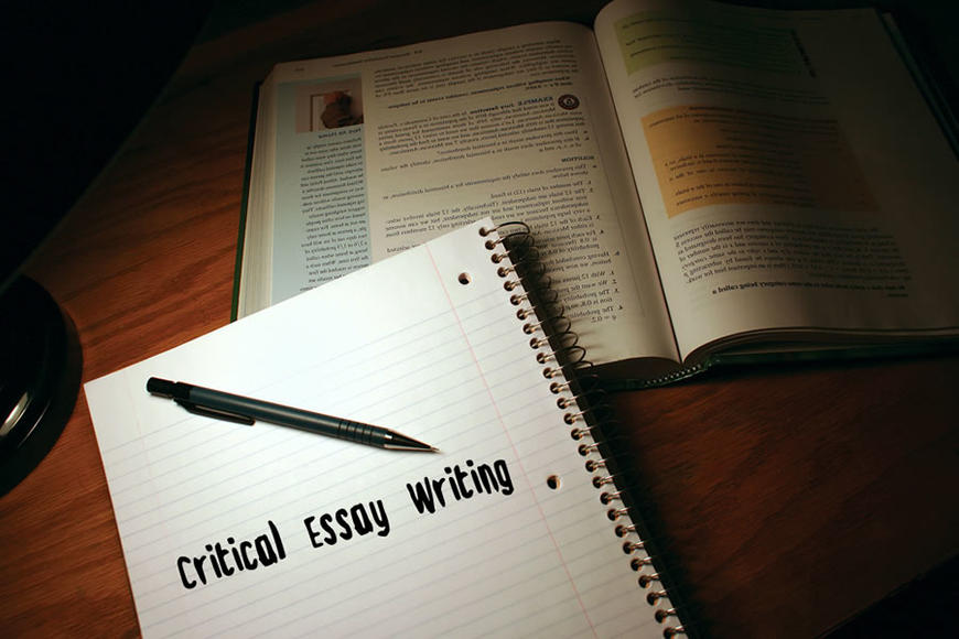 critical essay writing large