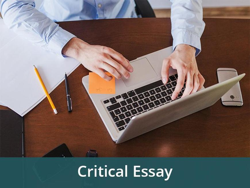 write my critical essay large