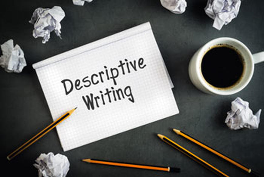 how to write a descriptive essay  large