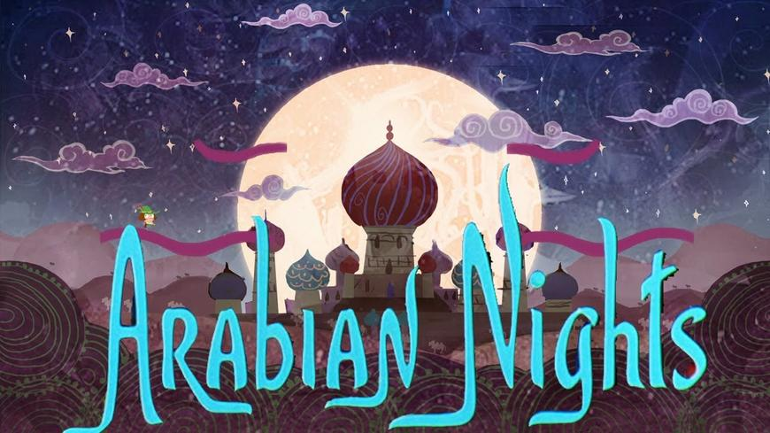 Arabian Nights large