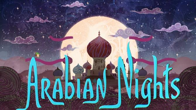 Arabian Nights medium