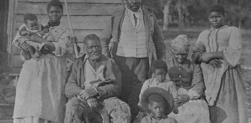 Enslaved Families in Missouri in the 1860s  large