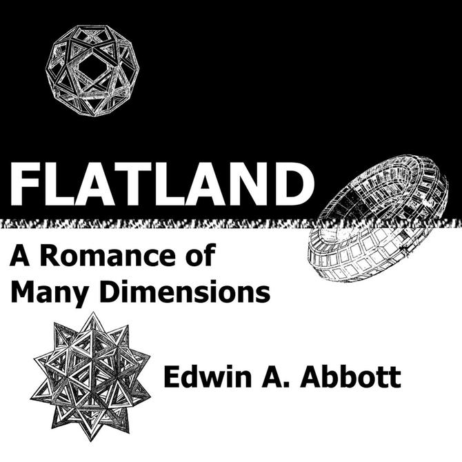 Allegory of the Cave by Plato / Romance of Many Dimensions by Flantand