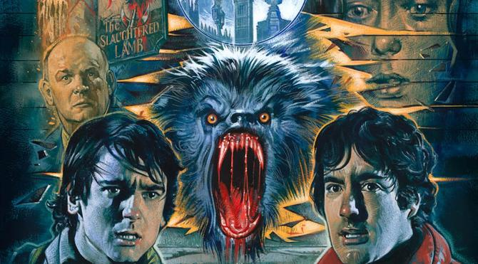 An American Werewolf in London: the Sound Decision