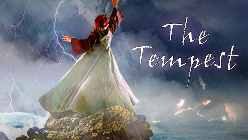 """The Tempest"" large"
